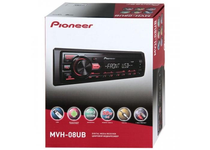 Автомагнитола PIONEER MVH-08UB