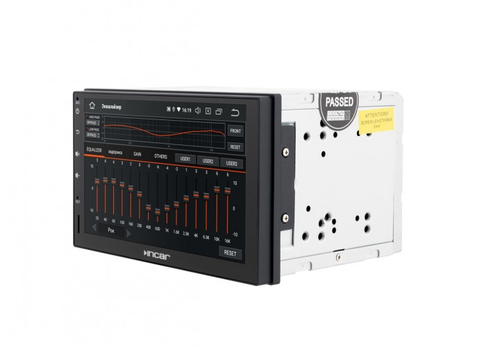 Автомагнитола Incar AHR-9380 2DIN с DSP
