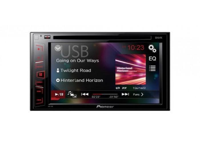 Автомагнитола PIONEER AVH-190 DVD
