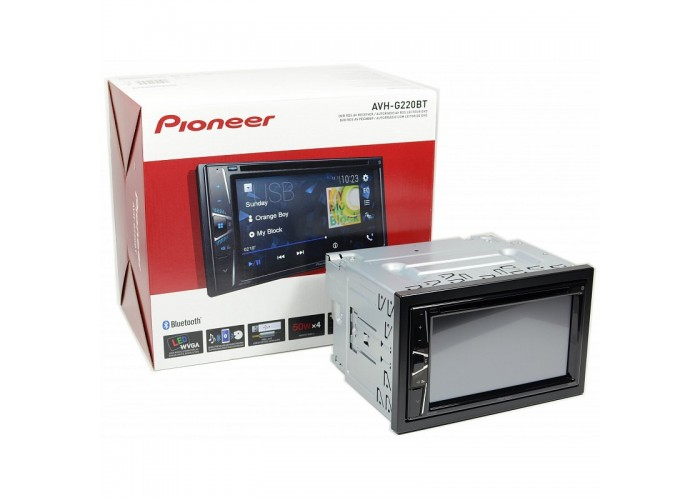 Автомагнитола PIONEER AVH-G220BT
