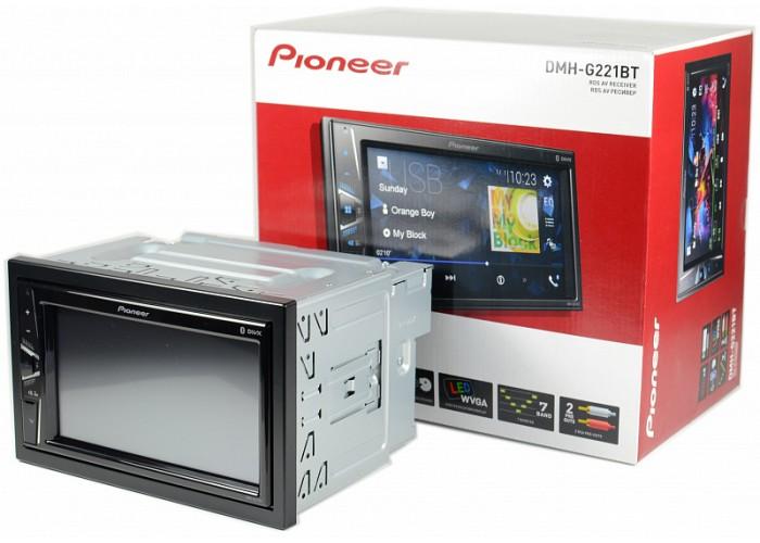 Автомагнитола PIONEER DMH-G221BT