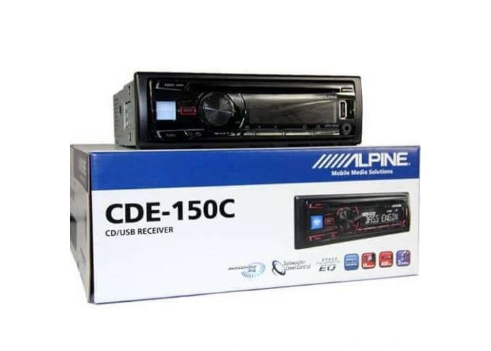 Автомагнитола ALPINE CDE-150