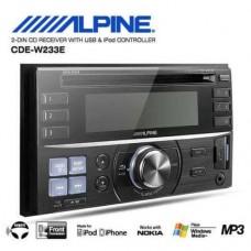 Автомагнитола ALPINE CDE-W233E