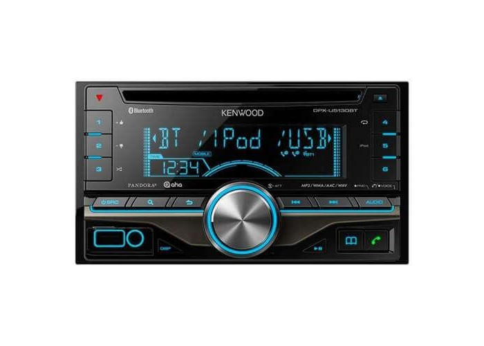 Автомагнитола KENWOOD DPXU5140BT