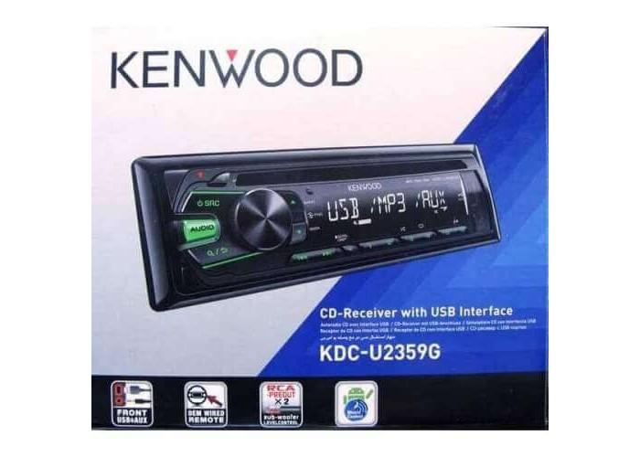Автомагнитола KENWOOD KDCU2359G
