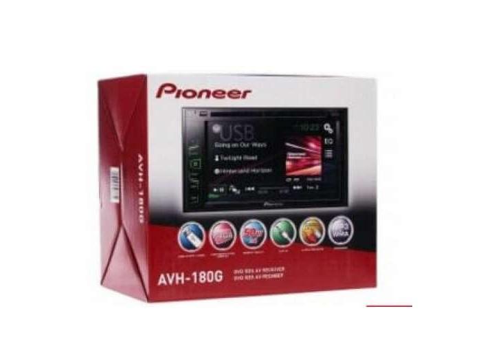 Автомагнитола PIONEER AVH-180G