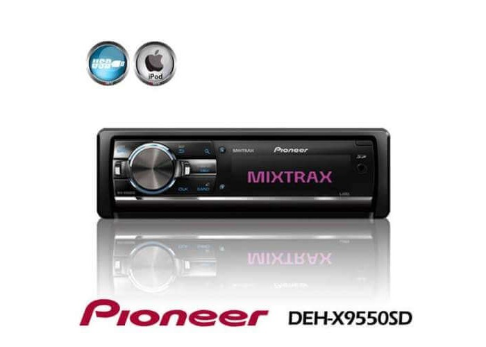 Автомагнитола PIONEER DEH-X9550SD
