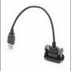 USB разъем в штатную заглушку Toyota-Lexus Carav 17-003