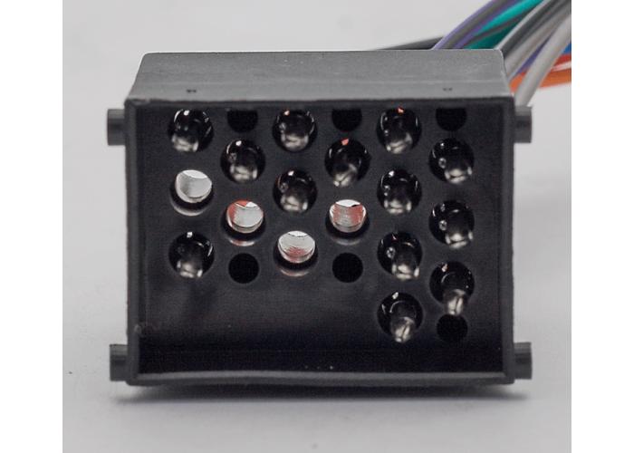 Разъем для магнитолы CARAV 12-003