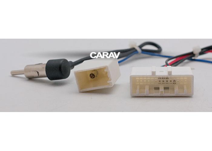 Комплект проводов CARAV 16-013 (16-pin) для подключения Android ГУ TOYOTA 1984+/LEXUS 1991+/DAIHATSU