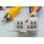 Комплект проводов CARAV 16-037 (16-pin) для подключения Android ГУ TOYOTA 2012+