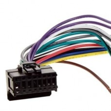 Разъем для магнитолы INCAR ISO Pioneer 01