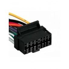 Разъем для магнитолы INCAR ISO Sony JVC