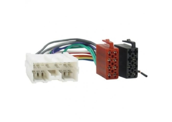 Разъем для магнитолы INTRO ISO MS-96