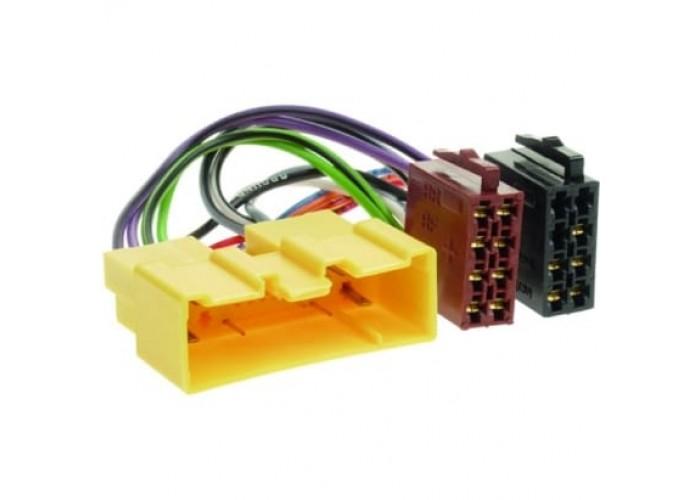 Разъем для магнитолы INTRO ISO MZ-01