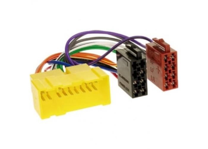 Разъем для магнитолы INTRO ISO NS-01
