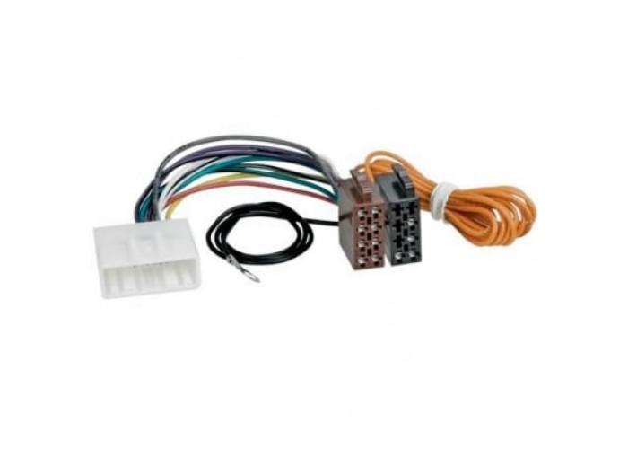 Разъем для магнитолы INTRO ISO NS-04