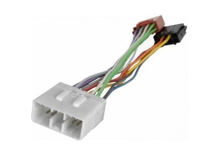 Разъем для магнитолы INTRO ISO SB-01
