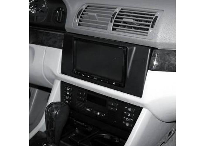 Переходная рамка BMW X5 (e39) 2DIN 97-03