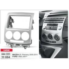 Рамка CARAV 11-084 2DIN MAZDA (5); PREMASY, FORD i-MAX