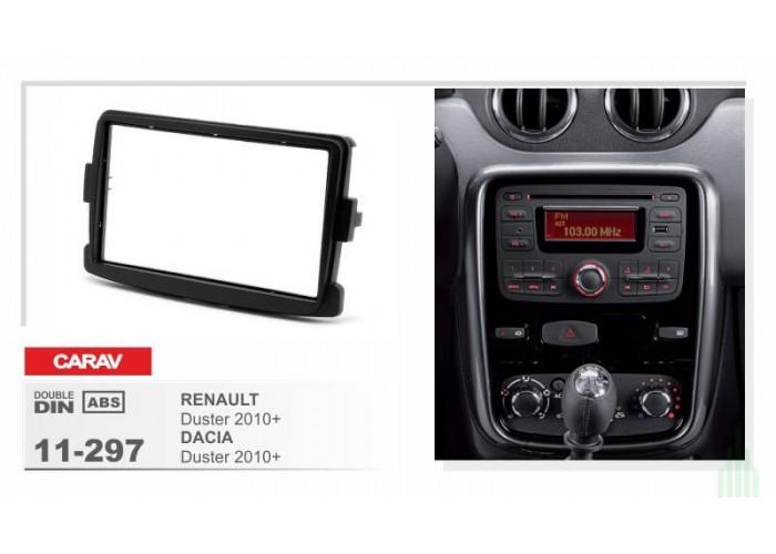 Переходная рамка Carav 11-297 Renault, Lada