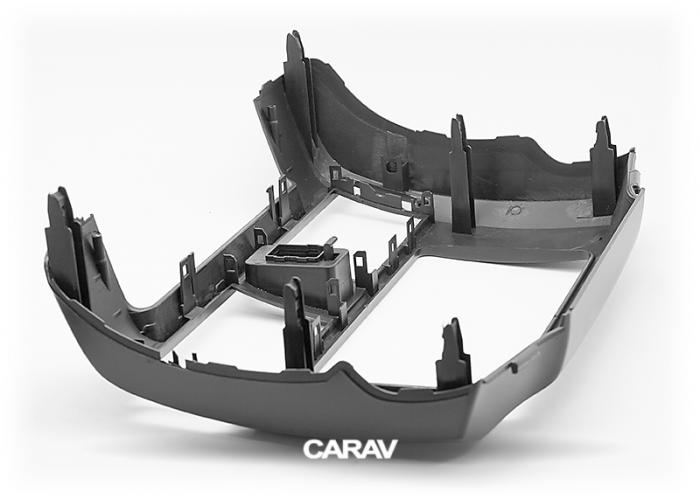 Рамка CARAV 11-321 2DIN TOYOTA 4Runner 2009+