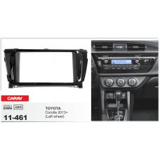 Переходная рамка Carav 11-461 TOYOTA Corolla 2013+