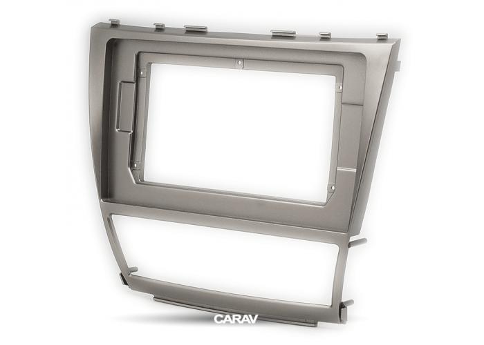 """Рамка CARAV 22-001 10.1""""  TOYOTA Camry; Aurion, DAIHATSU Altis 2006-2011 (с климат контролем)"""