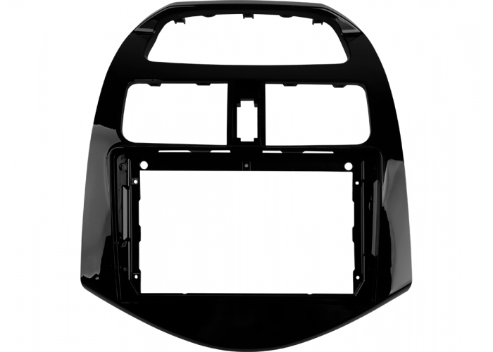 "Переходная рамка для магнитолы Chevrolet Spark M300 2009-2016 9"""
