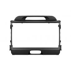 """Переходная рамка для магнитолы Kia Sportage 3 SL 2010-2016 9.0"""""""