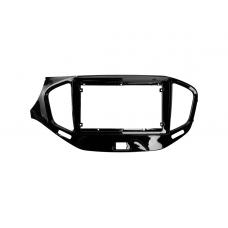 """Переходная рамка TEYES Lada Vesta 2015-2019 9"""" (Без canbus)"""
