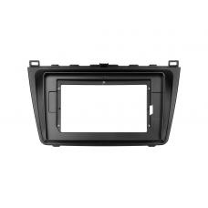 """Переходная рамка для магнитолы Mazda 6 2 GH 2007-2012 9"""""""