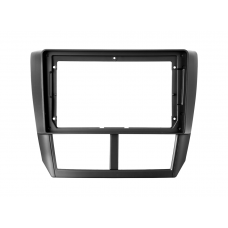 "Переходная рамка для магнитолы Subaru Forester 3 SH / Impreza GH 2007-2013 9"""