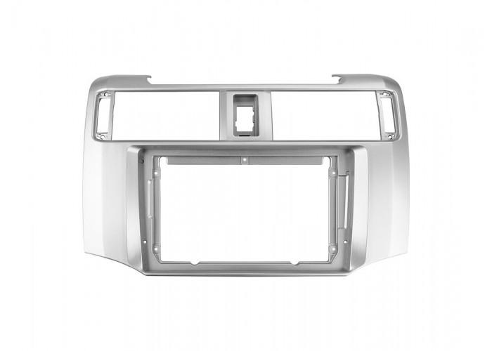 "Переходная рамка для магнитолы Toyota 4Runner 5 N280 2009 - 2020 9"""