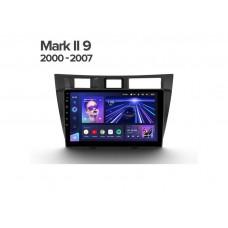 """Магнитола + рамка TEYES для Mark II 9 X100 2000 - 2007 9"""""""