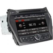 Штатная автомагнитола INCAR AHR-2483 Hyndai Santa Fe/Grand