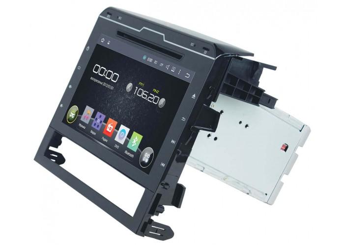 Штатное головное устройство INCAR AHR-2239 для TLC 200 Android