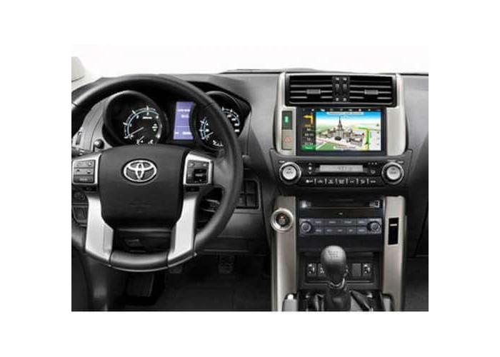 Штатная автомагнитола INCAR CHR-2279 PR для Toyota LC Prado 150