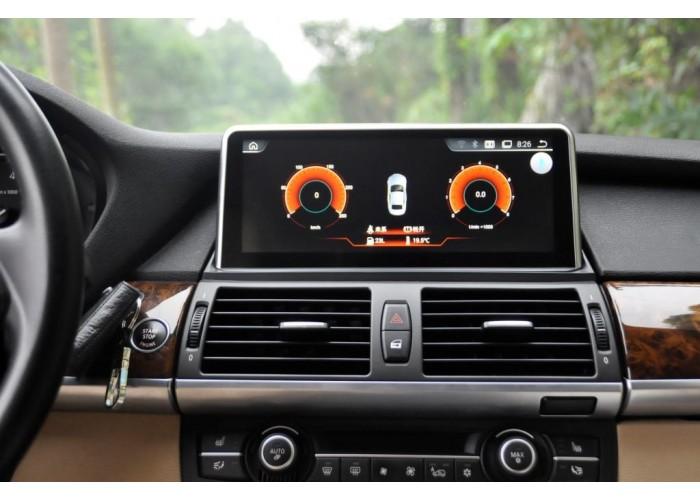 Штатное головное устройство TC-8215 BMW X5(E70) / X6(E71) 2007-2010