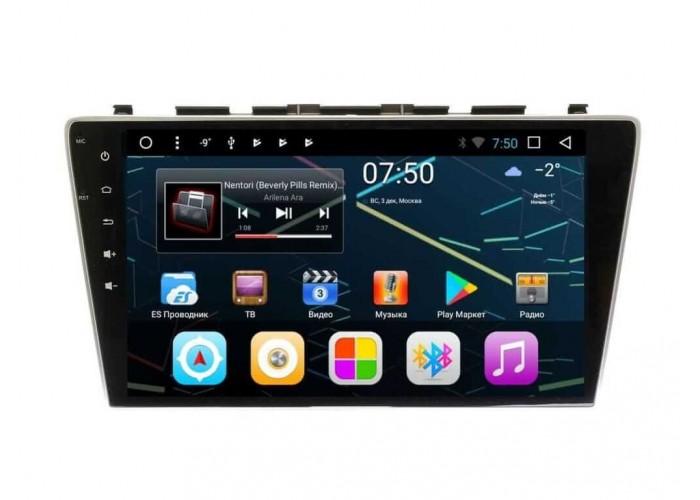 Штатное головное устройство CarWinta Honda CR-V 2007-2012