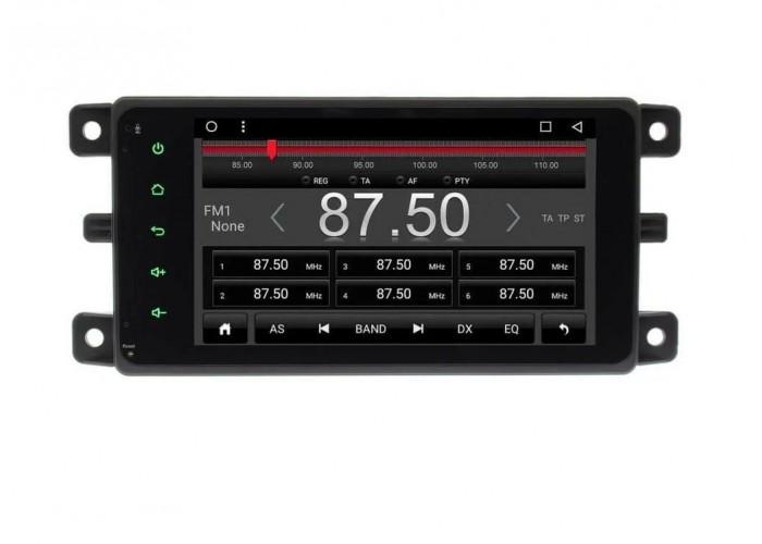 Штатное головное устройство CF-3079N 1+16GB УАЗ ПАТРИОТ 2012-2017