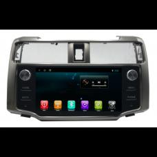 Штатное головное устройство CF3200T8 2+32GB TOYOTA 4RUNNER 2010-2012