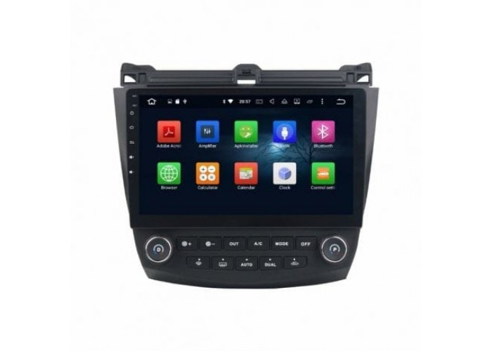 Штатная автомагнитола Honda Accord CL 07-09 Android
