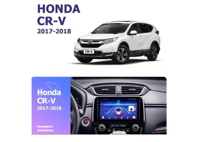 Штатная магнитола 2+32GB HONDA CR-V 2017+