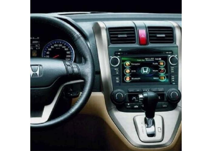 Штатная автомагнитола  INTRO CHR-3626 для Honda CRV 2007