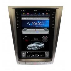 """Штатная магнитола Tesla Style Ai-1252X 4+32GB 11.8"""" LEXUS GS300"""