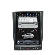 Штатное головное устройство Tesla Style LEXUS GS300