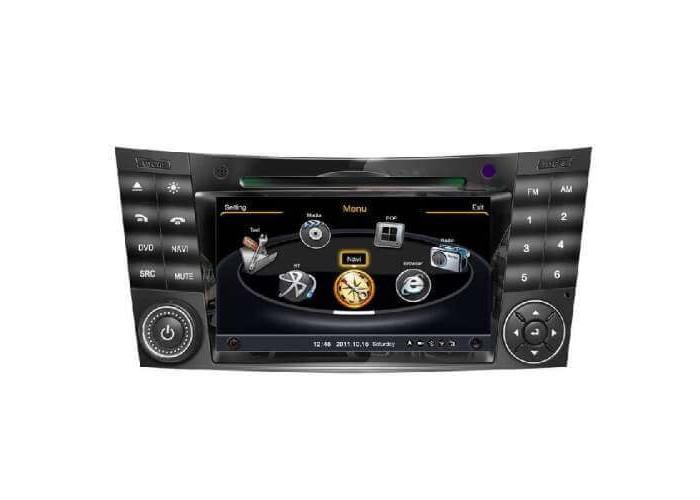 Штатная автомагнитола для MERCEDES W211 Winca S100