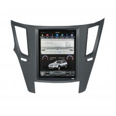 Штатное головное устройство Tesla Style SUBARU OUTBACK 2010-2014