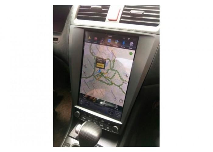 Штатное головное устройство Tesla Style HONDA ACCORD 2+32GB